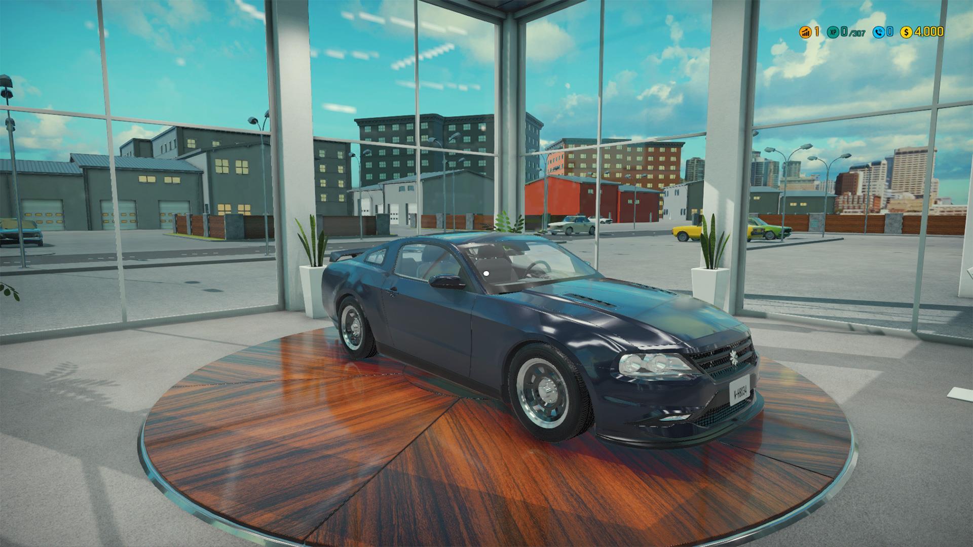 car mechanic simulator 2018 39 in yar pisti ve araba salonu. Black Bedroom Furniture Sets. Home Design Ideas