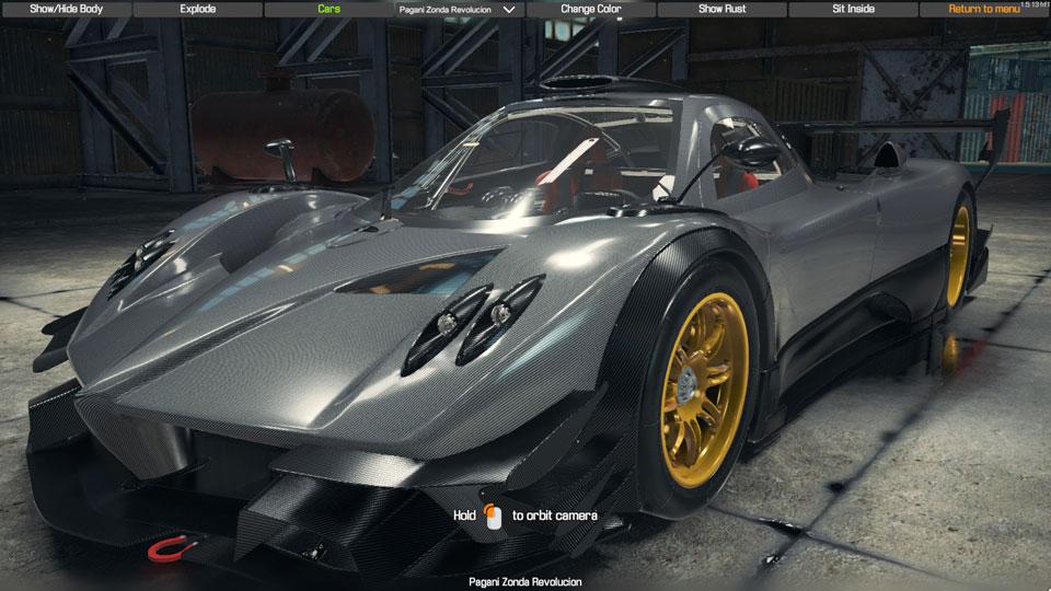 Car Mechanic Simulator 2019 >> Car Mechanic Simulator 2018 - Pagani DLC'si Çıktı!