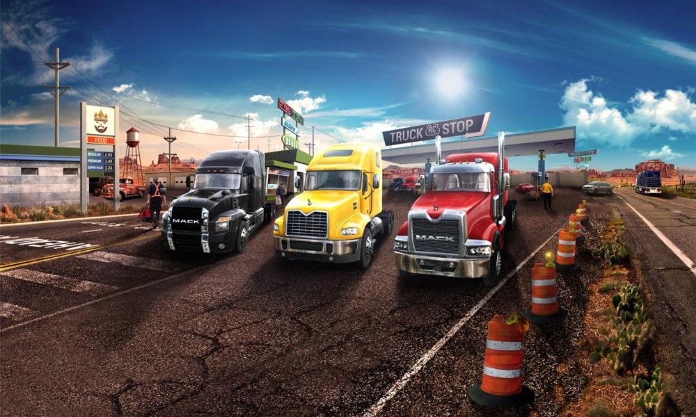 Car Mechanic Simulator 2019 >> Truck Simulation 19'un Çıkış Tarihi ve Mack Çekicileri Tanıtım Videosu!