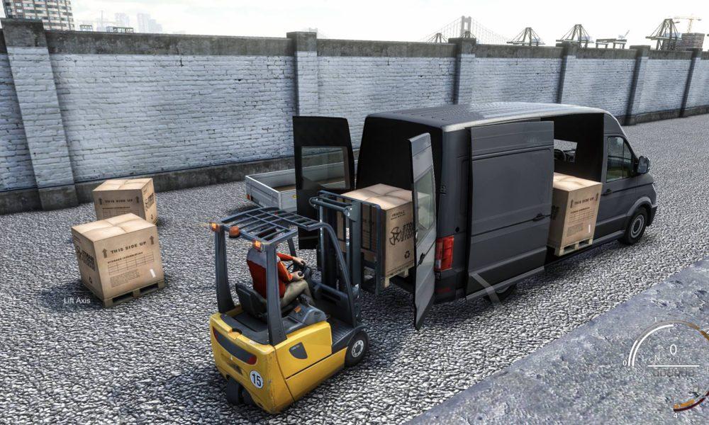 Truck & Logistics Simulator, Gaming İstanbul 2019'da ...