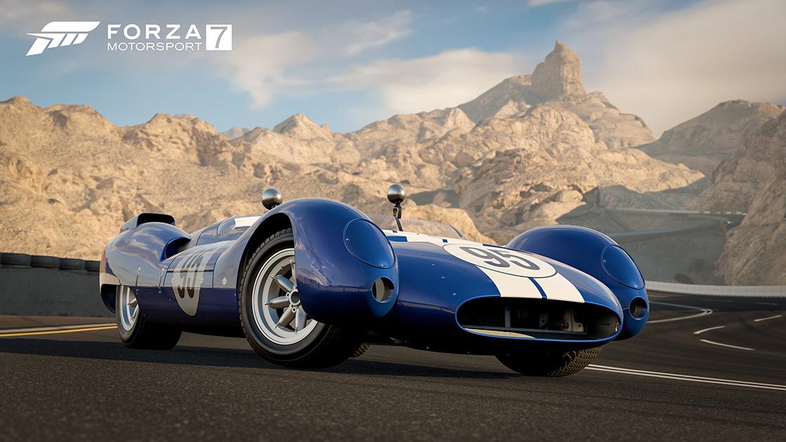 Forza Motorsport 7 için Barrett-Jackson Araç Paketi Yayımlandı